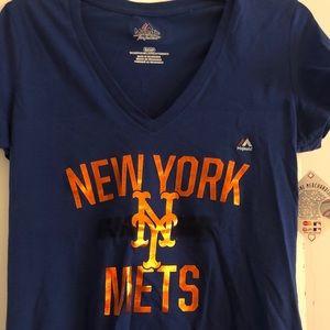 NWT ! New York Mets Tshirt